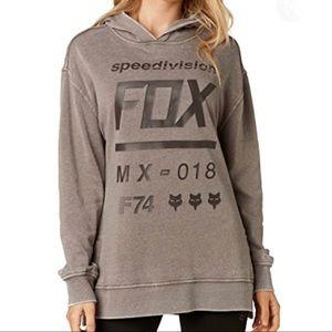 FOX hoodie😎